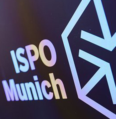 Runhee will attend the Munich ISPO Exhibition in January 2020