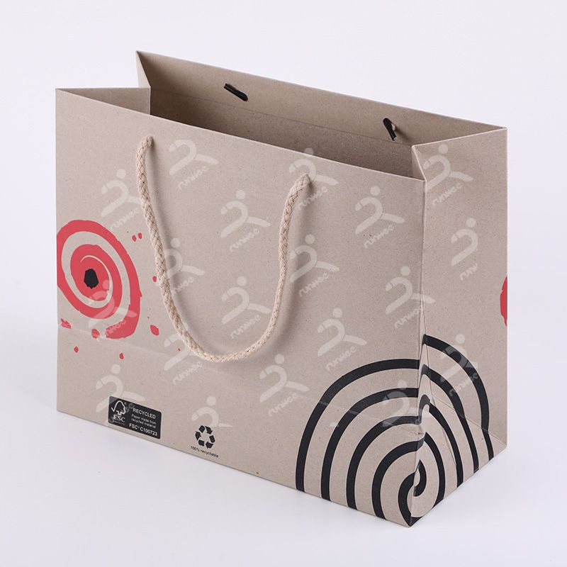unique paper bags, cardboard bags, hand bags made in China